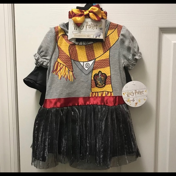 Baby Girl Harry Potter Costume 6-12 Months New b6d3527279e